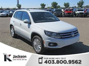 2016 Volkswagen Tiguan SE AWD- Heated Seats, Back-up Cam!