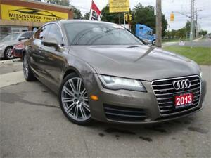 2013 Audi A7 3.0 Premium,NO ACCIDENT,LOADED