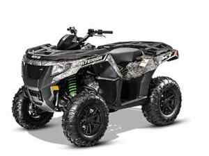 Yamaha and Arctic Cat ATVs and Side by Sides