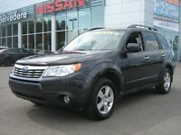 2009 Subaru Forester (natl) 2.5X TOURING PACKAGE TOIT OUVRANT