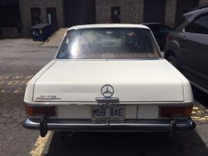 1973 Mercedes-Benz 220 For Sale