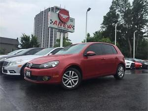 2010 VOLKSWAGEN GOLF HIGHLINE|163KM| WE FINANCE | APPLY TODAY !