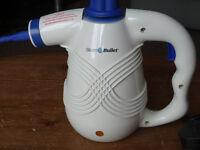 Steam Bullet - Handheld Steam Cleaner