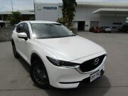 2018 Mazda CX-5 KF2W7A Maxx SKYACTIV-Drive FWD Sport White 6 Speed Sports Automatic Wagon Maroochydore Maroochydore Area Preview