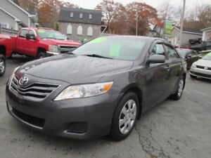 2010 Toyota Camry LE Only 75000 kilometers, 4 Cylinder, Easy...