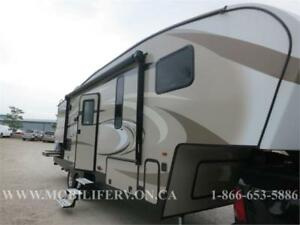 KEYSTONE COUGAR 25RES FIFTH WHEEL FOR SALE*HALF-TON TOWABLE!