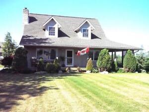 2.28 acre property in Port Rowan