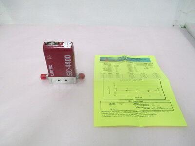 STEC SEC-4400M MFC, Mass Flow Controller, O2, 500 SCCM, SEC-4400, 423774