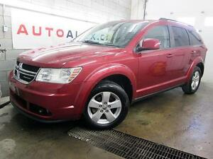 2011 Dodge Journey SXT 7 PASSAGER V6 AUTO A/C MAGS  UCONNECT