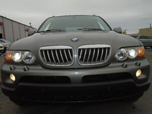 2005 BMW X5 3.0i SPORT PKG-NAVI-LEATHER-SUNROOF-AWD-AMAZING