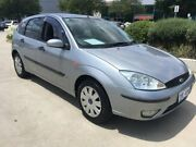 2004 Ford Focus LR MY2003 CL Silver 4 Speed Automatic Hatchback Fyshwick South Canberra Preview