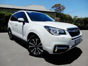 2017 Subaru Forester S4 MY17 2.0D-S CVT AWD White 7 Speed Constant Variable Wagon Glenelg East Holdfast Bay Preview
