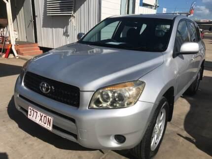 Toyota Rav4 Bowen Whitsundays Area Preview