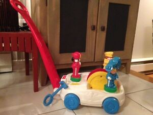 Centre musical mobile Fisher Price