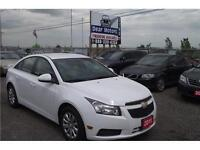 2011 Chevrolet Cruze LT Turbo *CERT AND 3 YEAR WARRANTY INCLUDED