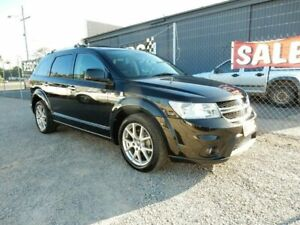 2012 Dodge Journey JC MY13 R/T Black 6 Speed Automatic Wagon Kippa-ring Redcliffe Area Preview