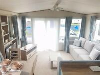 Caravans for Sale 6 berth, 10%deposit, generous letting income, direct beach-North Yorkshire