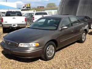 2002 BUICK CENTURY $1800 FIRM MIDCITY 1831 SASK AVE