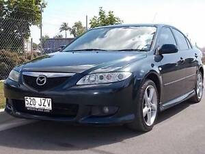 2003 Mazda Mazda6 Sedan Mount Louisa Townsville City Preview