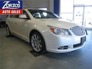 2012 Buick LaCrosse CXL/Top of the Line