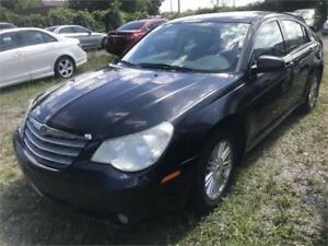 2008 Chrysler Sebring Touring runs and drives as-is special