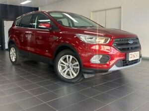 2019 Ford Escape ZG 2019.75MY Trend Red 6 Speed Sports Automatic SUV Berrimah Darwin City Preview
