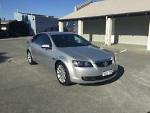 2010 Holden Calais VE II V Silver 6 Speed Automatic Sedan Beckenham Gosnells Area Preview