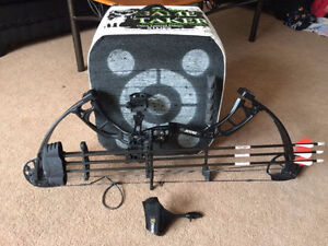 Bear Compound Archery Bow RTH