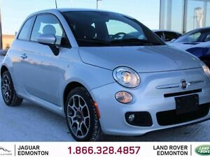 2014 Fiat 500 Sport - LOCAL EDMONTON TRADE IN | NO ACCIDENTS | C