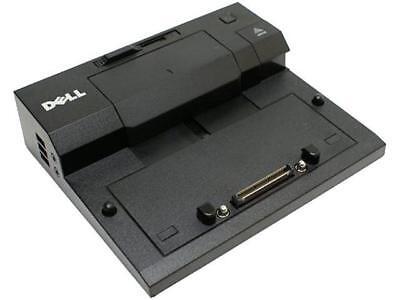 Dell Pro3x USB 3.0 E-Port Replicator with 130-Watt Power Adapter Cord (Black)