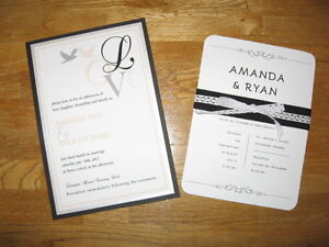 Personalized Invitations for Wedding or Special Events Kitchener / Waterloo Kitchener Area image 6