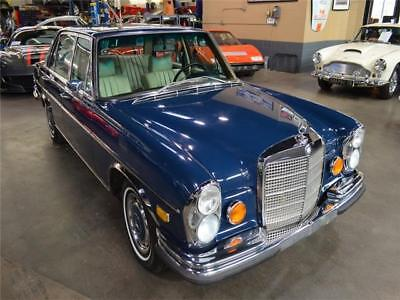 1969 Mercedes-Benz 300-Series -- Mercedes Benz 300 SEL 6.3 Sedan - Original and Well Maintained - Exceptional
