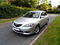 mazda 3 diesel - excellent condition - only 58k miles