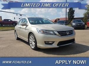 2013 Honda Accord Fully Loaded Touring