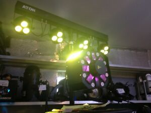 Wedding equipment rentals lighting & sound West Island Greater Montréal image 4