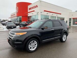 2013 Ford Explorer XLT 4dr 4WD Sport Utility Vehicle