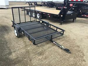 5 x 8 Carry-On Utility Trailer (CT5X8G) - morden