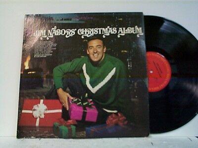 Jim Nabors  Christmas Album  Lp Near Mint