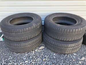4 X 265/65R17 tires for sale