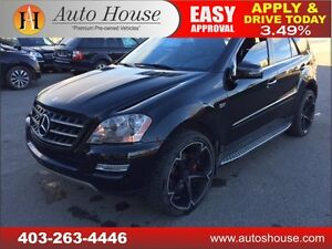 2011 MERCEDES ML350 BLUETEC DIESEL NAVIGATION BACKUP CAMERA