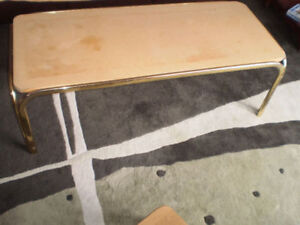 **   coffee table $10    **