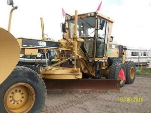 2003 CAT 160H Motor Grader(Located in Youngstown,AB)