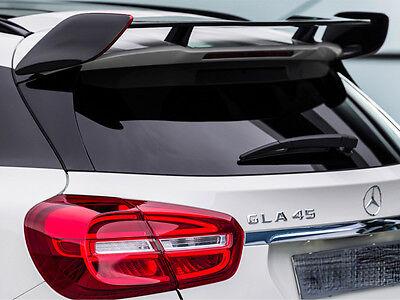 Mercedes X156 Gla Dach Flügel Fenster Spoiler GLA200 GLA250 GLA45 AMG Not Bemalt