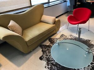 Modern and cool complete room set