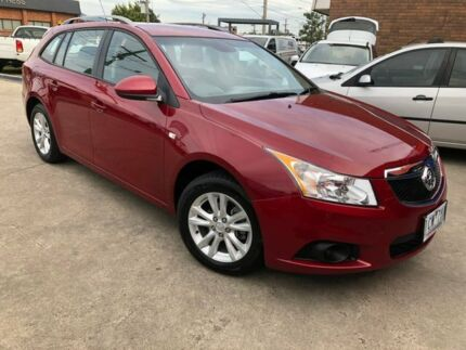 2014 Holden Cruze JH Series II MY14 CD Sportwagon Burgundy 6 Speed Sports Automatic Wagon Bayswater Knox Area Preview
