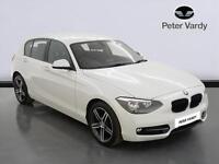 2013 BMW 1 SERIES HATCHBACK