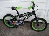 Boys Ben 10 Bike.