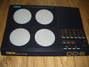 Yamaha DD-5 Drum Machine for sale