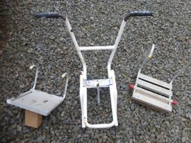 CLIMA LADDER STAY AND ACCESSORIES