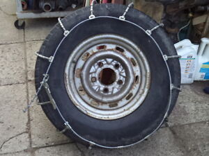Tire Chains/Cables, Various Sizes